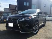 Japanese used car Ref# 418055 LEXUS / RX450h