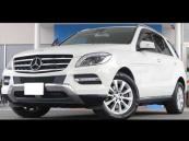 Japanese used car Ref# 418056 MERCEDES BENZ / M CLASS