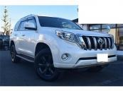 Japanese used car Ref# 424906 TOYOTA / LAND CRUISER PRADO