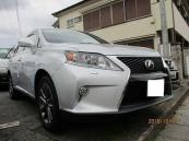 Japanese used car Ref# 424914 LEXUS / RX350