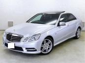 Japanese used car Ref# 444646 MERCEDES BENZ / E CLASS