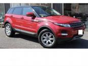 Japanese used car Ref# 450167 LAND ROVER / RANGE ROVER EVOQUE