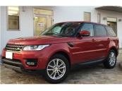 Japanese used car Ref# 451581 LAND ROVER / RANGE ROVER SPORT