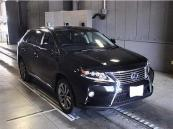 Japanese used car Ref# 459929 LEXUS / RX450h