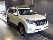 Japanese used car Ref# 459930 TOYOTA / LAND CRUISER PRADO