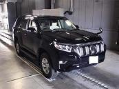 Japanese used car Ref# 459937 TOYOTA / LAND CRUISER PRADO
