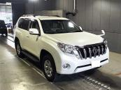 Japanese used car Ref# 459938 TOYOTA / LAND CRUISER PRADO