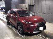 Japanese used car Ref# 459952 LEXUS / NX200t