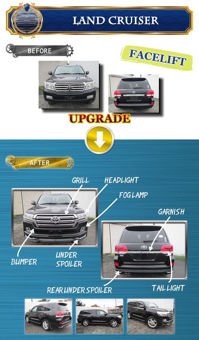 Modellista look customize | Japanese used cars [PAPERA TRADERS Co ...