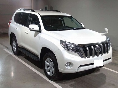 TOYOTA / LAND CRUISER PRADO