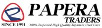 PAPERA TRADERS logo